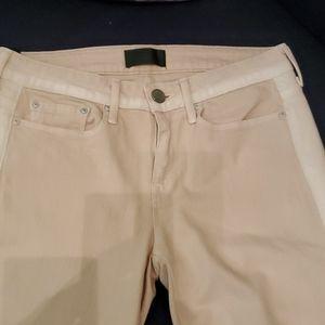 Vince 2-tone beige jeans
